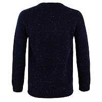 Carhartt ANGLISTIC SWEATER DARK NAVY HEATHER