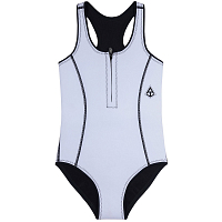ANKER QUEEN WETSUIT FRONT ZIP 2/2 MM LADY'S WHITE