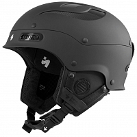 Sweet Protection TROOPER II HELMET DIRT BLACK