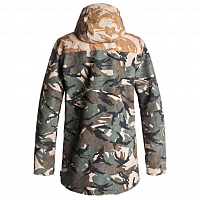 DC HAVEN JKT M SNJT BRITISH WOODLAND CAMO