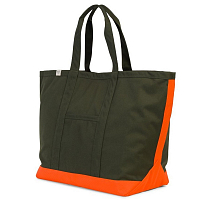 Herschel BAMFIELD Forest Night/Vermillion Orange