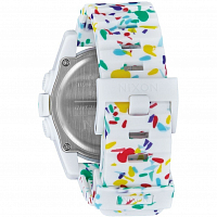 Nixon Unit WHITE MULTI SPECKLE