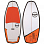 Ronix SUPER SONIC SPACE ODYSSEY - POWERTAIL ORANGE/BLACK/WHITE