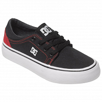 DC TRASE TX B SHOE BLACK/RED