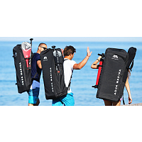 Aqua Marina ZIP BACKPACK ASSORTED
