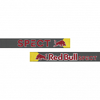 Spect RED BULL MAGNETRON BLACK/SILVER SNOW - SMOKE WITH SILVER MIRROR CAT.
