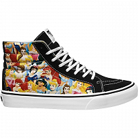 Vans SK8-HI SLIM (Disney) multi princess