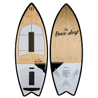 Ronix KOAL CLASSIC FISH Maple / White / Black