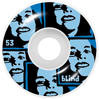 Blind GIRL WHEEL BLUE
