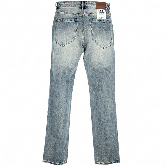 Джинсы BILLABONG FIFTY JEAN SS18 от Billabong в интернет магазине www.traektoria.ru - 2 фото