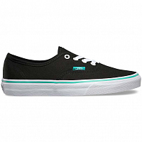 Vans Authentic (Iridescent Eyelets) black
