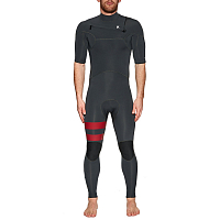 Hurley M ADVANTAGE PLUS 2/2 MM SS FULLSUIT ANTHRACITE