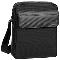 OGIO LARGE CROSS BODY BAG BLACK