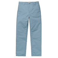 CARHARTT W' MASTER PANT DUSTY BLUE (RIGID)