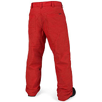 Volcom CARBON PNT FIRE RED