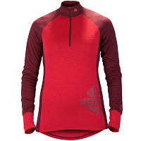 Sweet Protection ALPINE HALFZIP RUBUS/RED