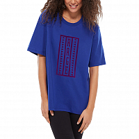 The North Face M SS 92RETR RAGEDTEE LAPIS BLU (40S)