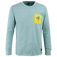 Levi's® SKATE GRAPHIC LS TEE LSC WASABI PALM M