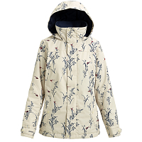 Burton W JET SET JK CANVAS BIRDS