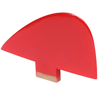 Liquid Force SURF STUB SNGL FIN KIT ASSORTED
