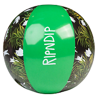 RIPNDIP JUNGLE NERM BEACH BALL GREEN