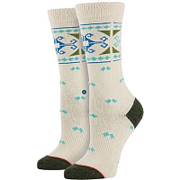 Stance BLUE WOMEN FLY BYE CREAM