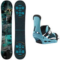 Burton M ALL-MOUNTAIN PACKAGE 8 0