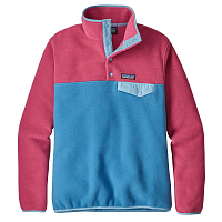 Patagonia SYNCH SNAP-T P/O Port Blue