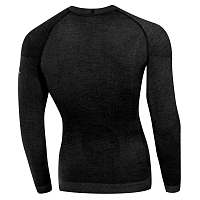 BODY DRY EVEREST LONG SLEEVE SHIRT BLACK