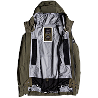 Quiksilver MAMATUS JK M SNJT GRAPE LEAF