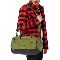 Burton BACKHILL DUFF 25L OLIVE COTTON CORDURA