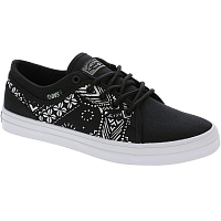DVS AVERSA WOS BLK BTK CANVAS