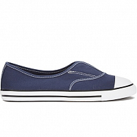 CONVERSE CHUCK TAYLOR ALL STAR COVE SLIP NAVY/NAVY/WHITE