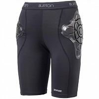Burton WB TOTAL IMP SHORT TRUE BLACK