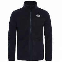 The North Face M 100 GLACIER FZ TNF BLACK