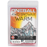 ONEBALL 4WD - WARM FW17 ASSORTED