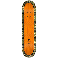REAL SKATEBOARDS RL BRD DONNELLY PERMTR EMB 8,06