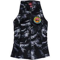 Billabong S.CAP. SALTY D. VEST BLACK SANDS