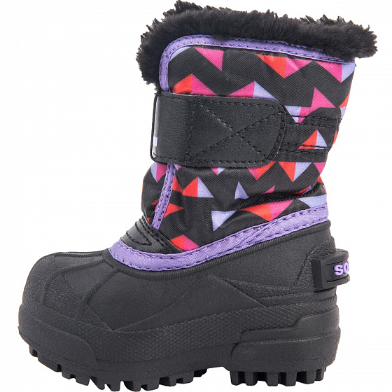 Сапоги SOREL TODDLER SNOW COMMANDER PRINT FW18 от SOREL в интернет магазине www.traektoria.ru - 3 фото