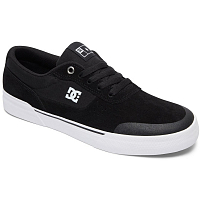 DC SWITCH PLUS S M SHOE BLACK/WHITE