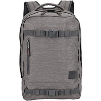 Nixon DEL MAR BACKPACK GRAY/GRAY