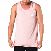 Rusty COMPETITION TANK PALE MAUVE