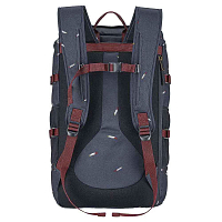 Nixon SCRIPPS BACKPACK II Midnight Navy Multi
