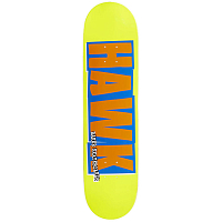 BAKER NAME LOGO DECK RH