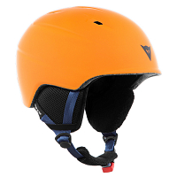 Dainese D-SLOPE RUSSET-ORANGE/BLACK-IRIS