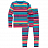 Burton YOUTH FLC SET MIJITA STRIPE