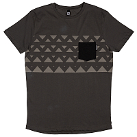 Mystic WEEKEND TEE rock grey