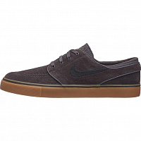 Nike ZOOM STEFAN JANOSKI THUNDER GREY/BLACK-GUM LIGHT BROWN