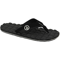 Volcom RECLINER SNDL Black White