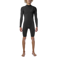 ANKER 2/2 LS SPRING SUIT ZIPFREE BLACK